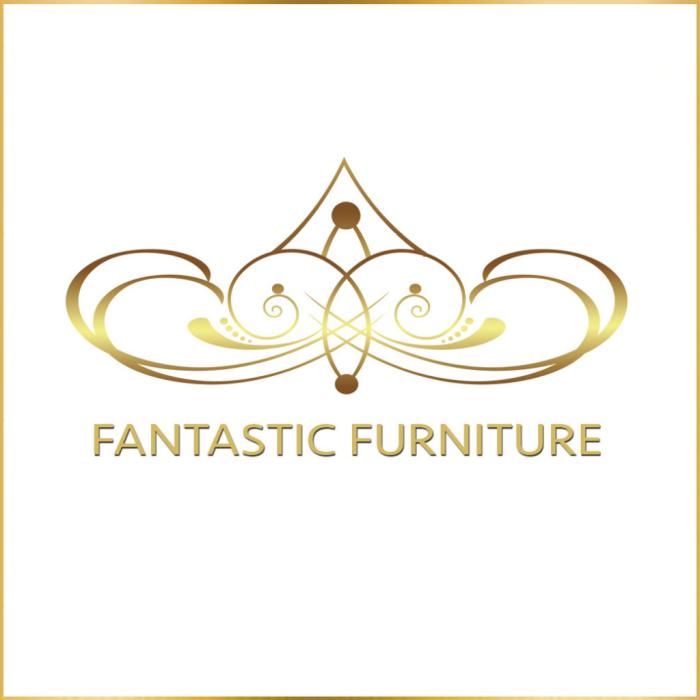 LOGO Fantastic Furniture GOLD